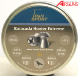 H&N Baracuda Hunter Extreme Pellets (.25)